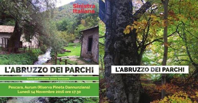 Abruzzo nei Parchi - Convegno