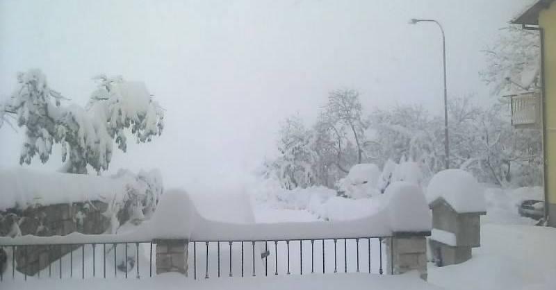 Previsioni meteo, neve in arrivo