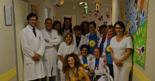 Pediatria dell'ospedale di Vasto San Pio da Pietralcina