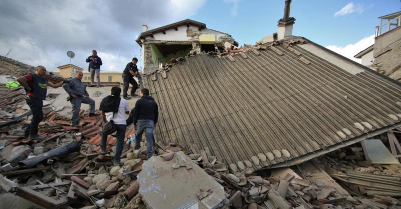 Terremoto, Fiditalia sospende le rate per 12 mesi