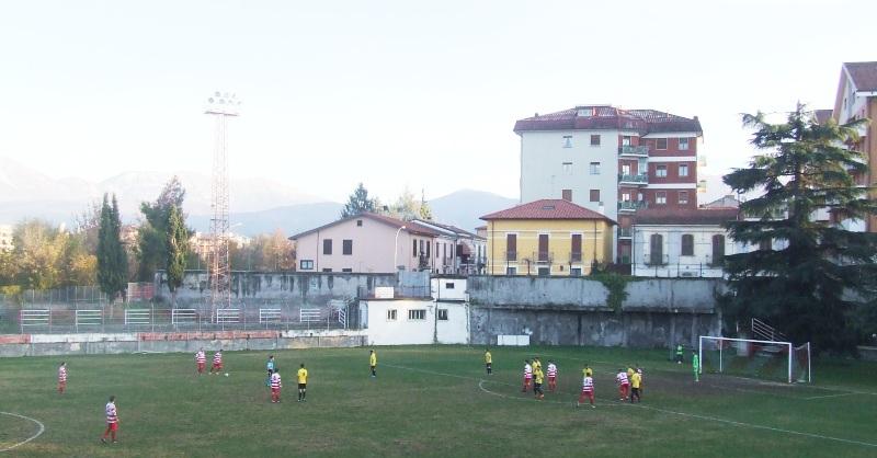 Villa 2015 - Sulmonese 1-3