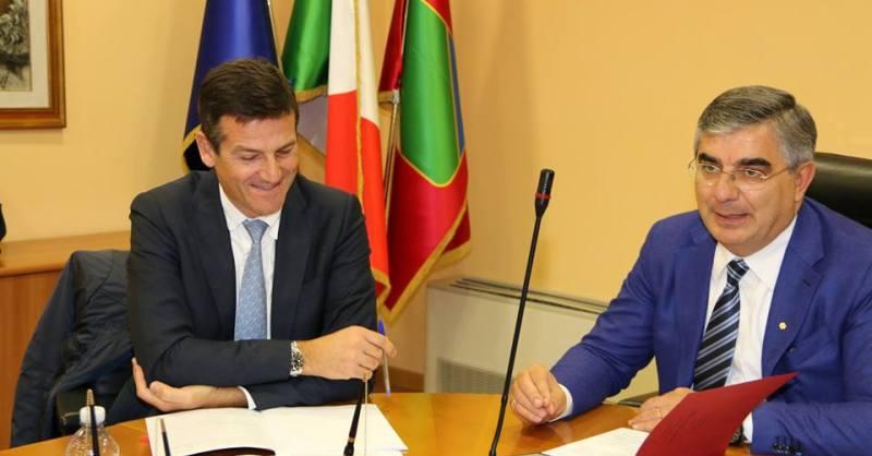 Trenitalia e Regione Abruzzo, nuovo Contratto di Servizio