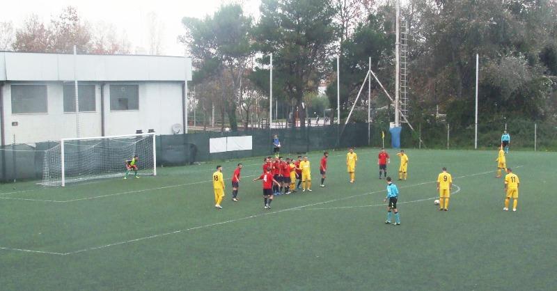 Villa 2015 sconfitto 2-3 dal Silvi