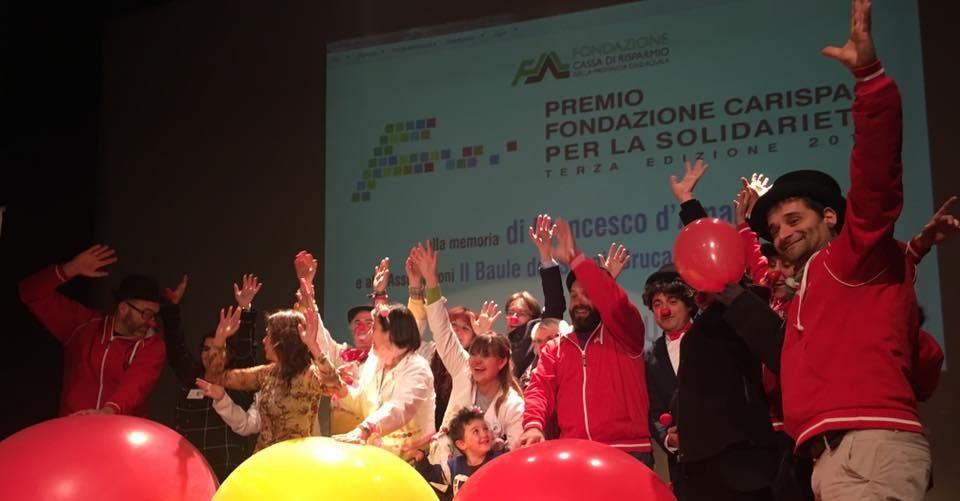 Premio Fondazione Carispaq per la Solidarietà