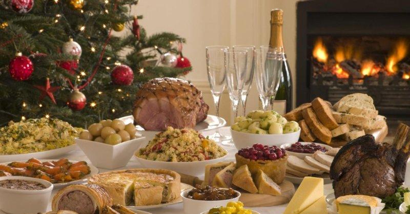 Banchetti delle feste, arrivano i Christmas Light Dishes