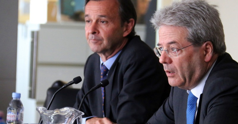 Governo Gentiloni, presentati i nuovi ministri