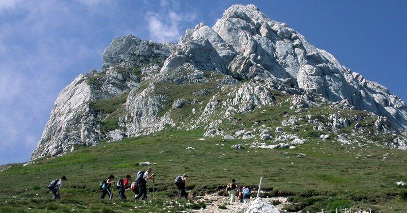 Parco del Gran Sasso premiato con l'Oscar dell'Ecoturismo