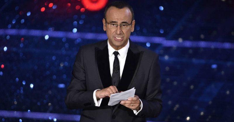 Sanremo 2017, Carlo Conti presenta i 22 Big