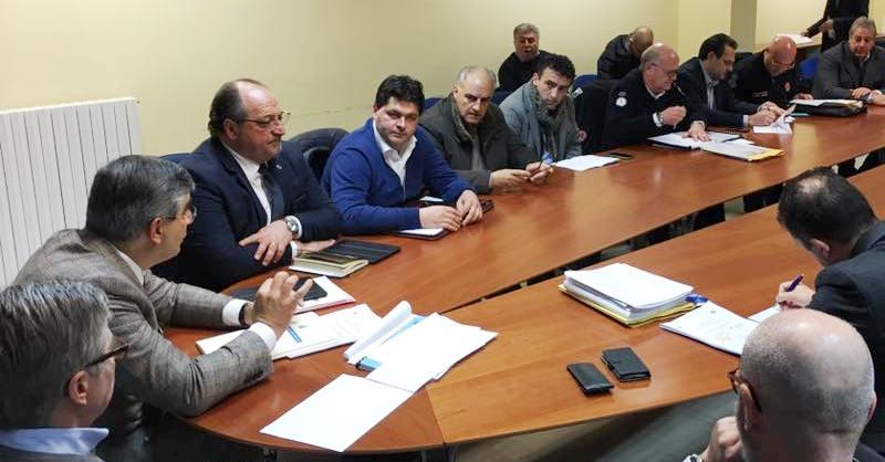 Sisma Abruzzo. Errani incontra i sindaci abruzzesi