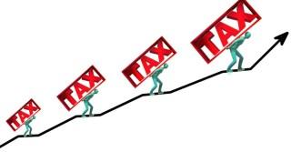 Pressione fiscale, tasse alle stelle