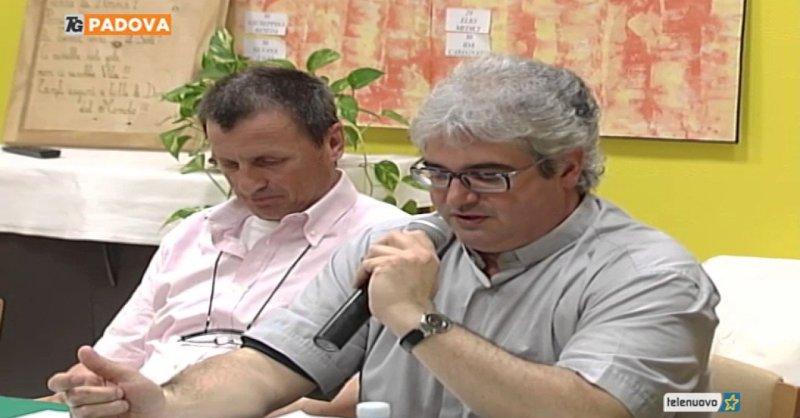 Orge in canonica, sospensione a divinis per don Andrea