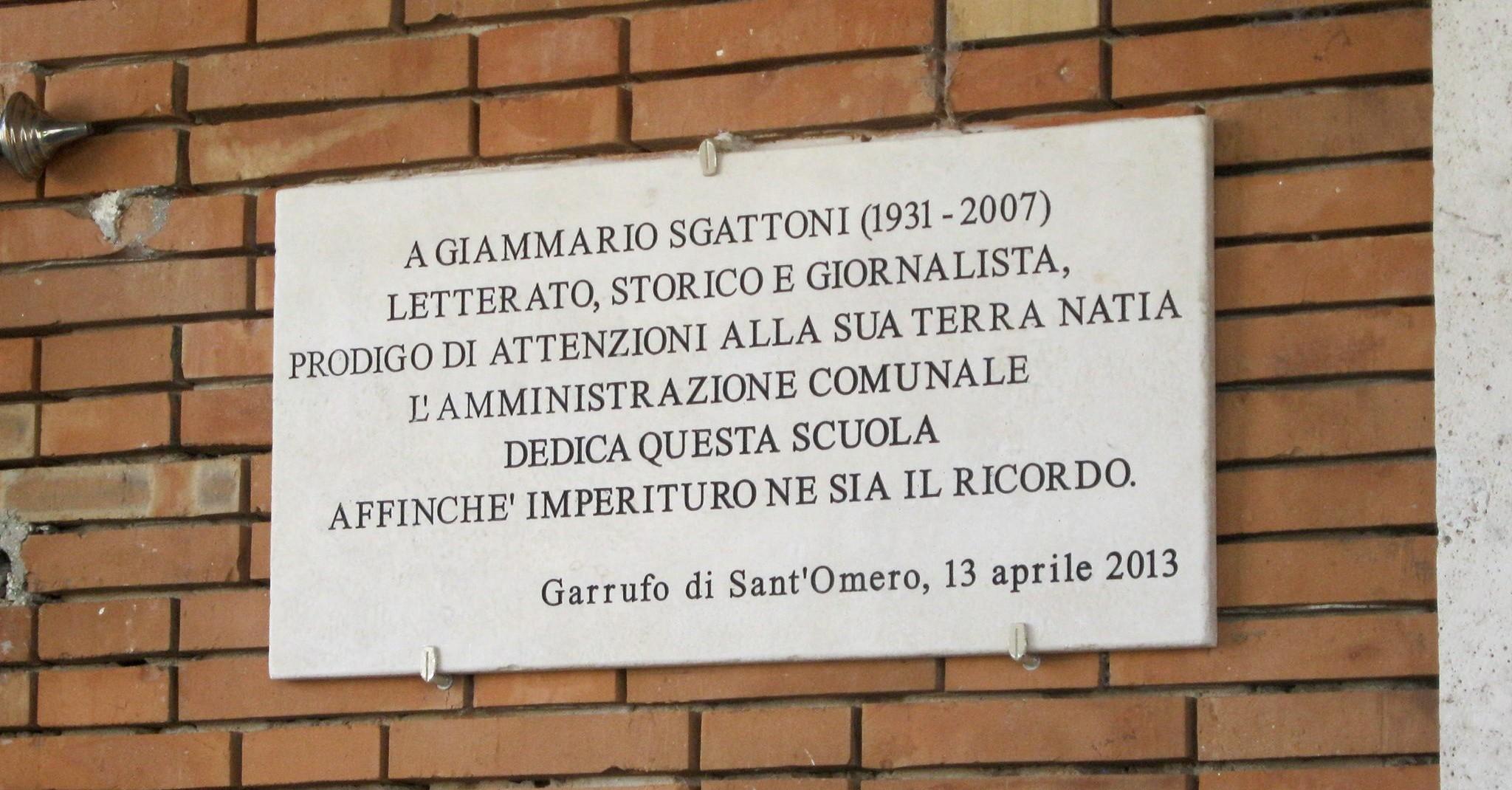 Premio Sgattoni