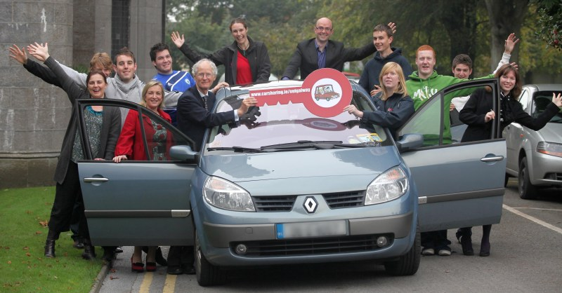 Car sharing in crescita