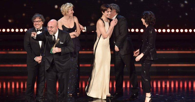 David di Donatello, trionfa 'La pazza gioia' di Virzì