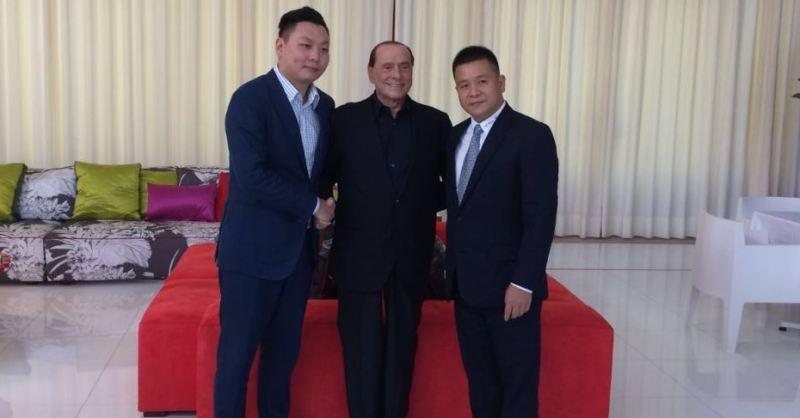 Milan, Li Yonghong nuovo proprietario