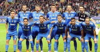 La Juve a Monaco