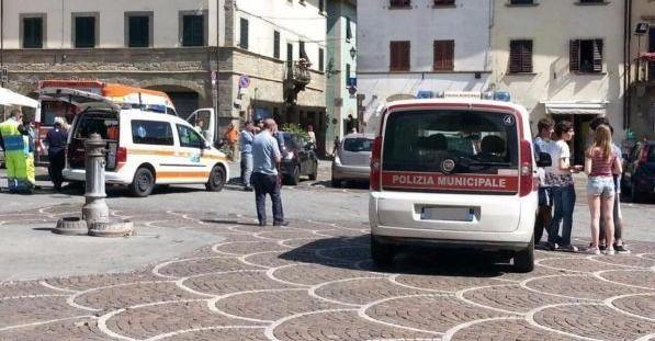 Tragedia a Castelfranco di Sopra, Arezzo
