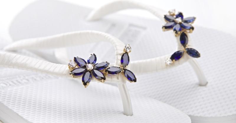 'Virtuosa', infradito gioiello da 290mila euro