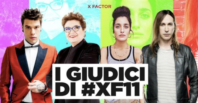 X Factor 2017. Categorie e home visit