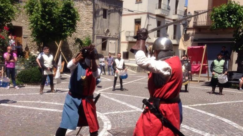 Un Salto nel Medioevo