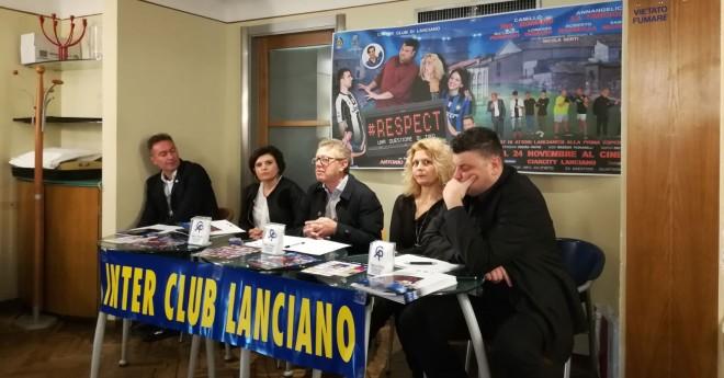 Conferenza stampa presentazione Respect