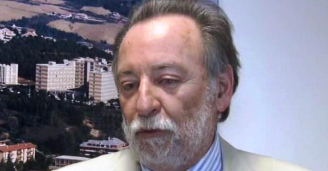 Il dottor Saro Paparoni