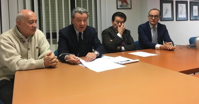 Conferenza stampa Fondazione Carispaq
