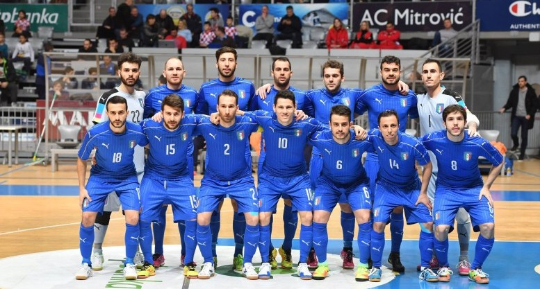 Nazionale di Futsal