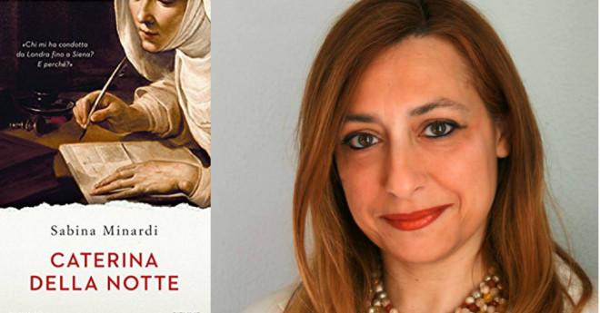 """Sabina Minardi, """"Caterina della notte"""""""