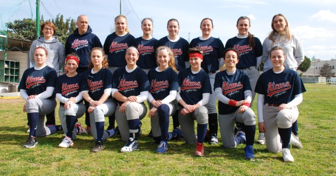 ATOMS' Softball Chieti