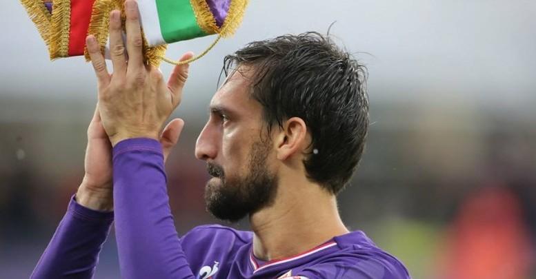 Davide Astori, capitano della Fiorentina