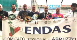 Il comitato regionale Endas