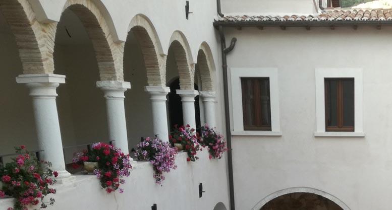 convento san Giuliano AQ
